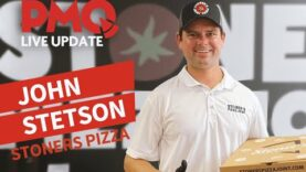 PMQ Live Update with John Stetson of Stoner's Pizza