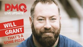 PMQ Live Update with Will Grant of That's A Some Pizza