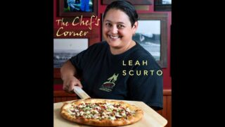 The Chef's Corner: Leah Scurto