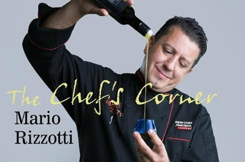 The Chef's Corner: Mario Rizzotti