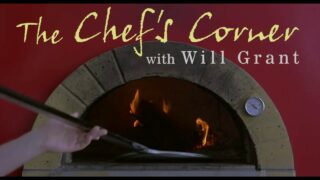 The Chef's Corner: Will Grant, That's a Some Pizza