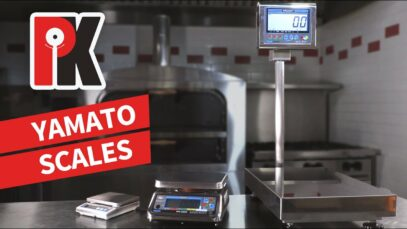 The Pizza Kitchen: Yamato Scales