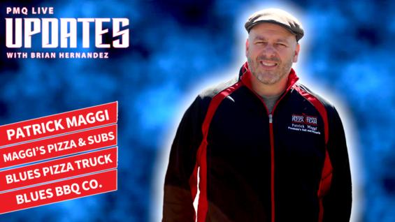 Maggi Live Update Thumbnail Template Pizza TV V.2