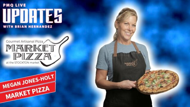 PMQ Live Update with Megan Jones-Holt, Market Pizza