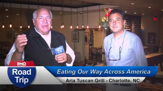PMQ Road Trip: Aria Tuscan Grill Stays True to Tuscan Roots
